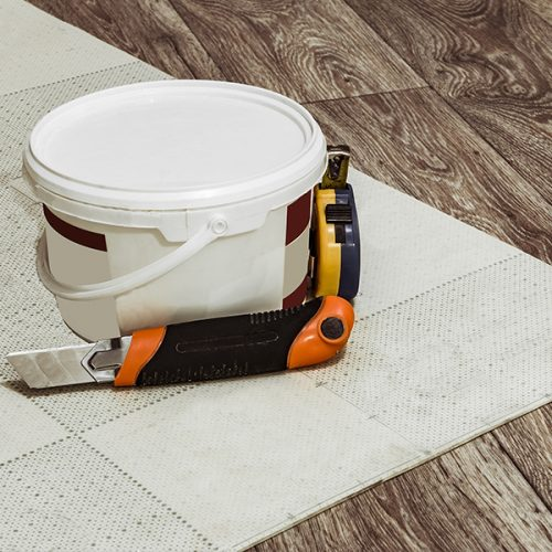 floor-fitting